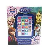 Frozen Libro Didactico Disney 8 Libros ,lector Electronico