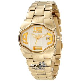 Relógio Original Police Angel Gold Pl12896bsg/04m