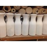 Ceramica; Bizcocho Listo Para Pintar: Floreros, Frascos