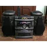 Equipo De Audio Sony - Modelo Mhc-gr8 1500 W Pmpo