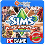 The Sims 3 World Adventures Origin Cd-key Global