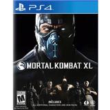 Mortal Kombat Xl Ps4 Físico
