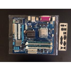 Tarjeta Madre Gigabyte Ga-g41m-combo + 4gb + Core 2 E7400