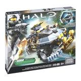 Mega Bloks Halo Warthog Modalidad Dual