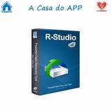 R-tools R-studio Network 8 Recuperação Profissional De Dados