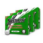 Pelotas Srixon Soft Feel X 36 Pagas 2 Llevas 3 Doc Buke Golf