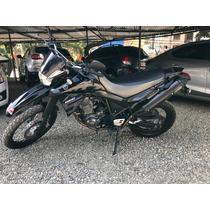 Yamaha Xt 660 Negra 2017