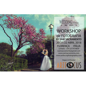 Workshop Na Itália - Wedding Adventure By Sam Sacramento