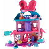 Casa De Muñecas Minnie Mouse Fisher Price Dtr38