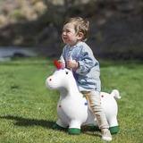Juguete Inflable Unicornio Saltarin Montable Tolva Hinc Sxf