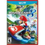 Mario Kart 8 - Nintendo Wii U - Ntsc Físico