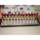 Set De Labiales Mac Red, Silver, Tribal, Sia, Viva Glam