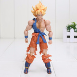 Goku Super Sayayin 2 Dragon Ball Z + Envio Gratis