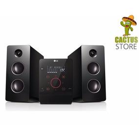 Equipo De Sonido Lg Modelo Cm2760 Tactil Usb Mp3 160 Rms