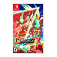 Mega Man Zero / Zx Legacy Collection - Nintendo Switch