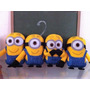Personagens Minions Em Feltro ! Decoração De Festas Infantis