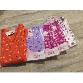Lote 5 Camisetas De Polar Niñita