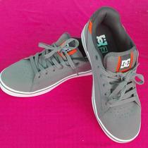 Zapatos Dc Shoes Originales Caballero Talla 7 (39 Nacional)