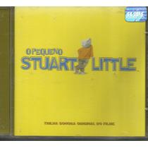 Cd - O Pequeno Stuart Little - Trilha Sonora Filme - Lacrado