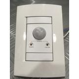 Detector De Movimiento Schneider Con Tapa Roda