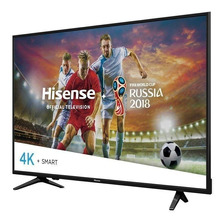 Pantalla 50 Smart Tv Hisense 4k 50r6e Led Ultra Hd Roku