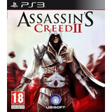 Assassins Creed 2 Para Playstation 3 -oferta- Ingamemx.
