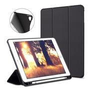 Capa Smartcase Para iPad Pro 9.7  C/ Suporte P/ Pencil Preta