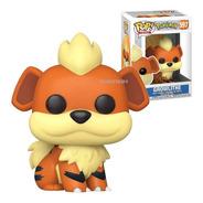 Funko Pop Pokemon Growlithe 597 Original Scarlet Kids