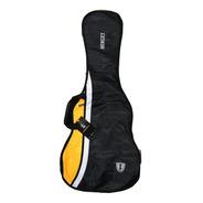 Funda Acolchada  Guitarra Acústica Mochila Herget Hg03dr/bo