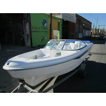 Lancha Tracker Albatros 530 Open C/mercury 60 Hp Full 2016