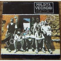 Rock Mex, Maldita Vecindad Y Los Hijos Del 5° Patio, Lp, Omm