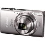 Cámara Digital Canon Powershot Elph 360 Hs (plateada)