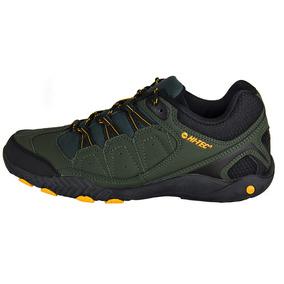Zapatillas Hombre Hi-tec Fuerzas 3 Trekking Olive Urbanas