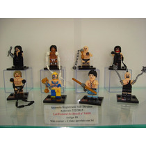 Wwe Wrestling Lego Luta Livre Mma Os Gigantes Do Ring