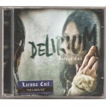 Lacuna Coil - Delirium (paradise Lost, Tristania, Angra)