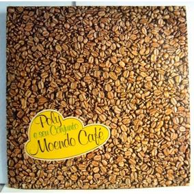 970 Mvd- 1976 Lp- Poly E Seu Conjunto- Moendo Café- Vinil