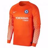 Camiseta Infantil Chelsea Goleiro - Personalizado 72769cb198bec
