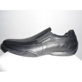Zapato Mocasín, Hombre Cuero ,vacuno Stone