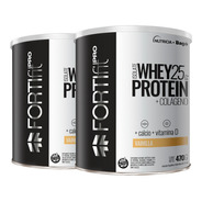 Fortifit Pro Whey Protein Isolate Pack X 2 Unidades