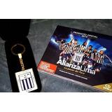Alianza Lima - Pack Llavero De Colección Exclusivo + 2 C D