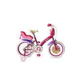 Bicicleta Barbie Niña Rodado 16 Color Rosado