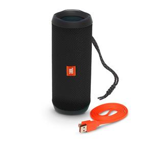 Caixa De Som Bluetooth 16w Jbl, Portátil - Jblflip4blk