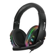 Fone De Ouvido Gamer Headset Headphone Pc Ps4 Xbox Luz Rgb