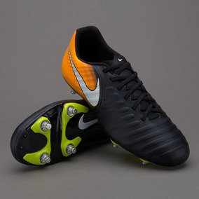 Chuteira Nike Tiempo Rio Iv Sg 6 Travas Alumínio Removíveis
