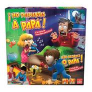 No Despiertes A Papa Juego De Mesa Original Wabro 26536