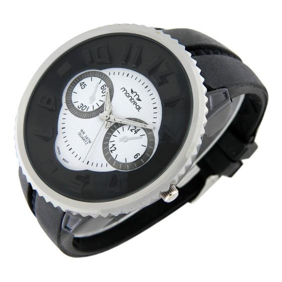 Reloj Montreal Hombre Ml276 Sumergible Envío Gratis