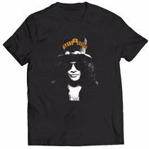 Camisa Camiseta Guns N Roses Slash