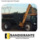 Carreta Agrícola Charger/implemento Agrícola/trator/venda Sp