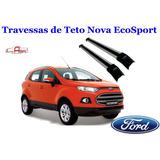 Par Travessa Teto Rack Ecosport 2013 2014 2015 2016 2017
