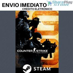 Cs Go - Counter Strike - Global Offensive Steam - Imediato